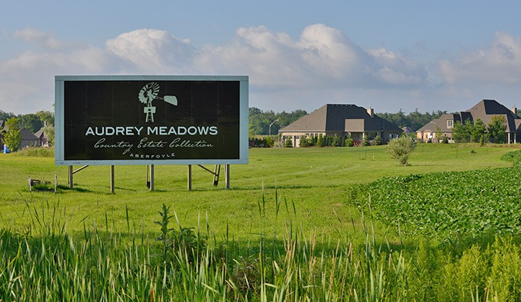 Audrey Meadows Rural Estate Subdivision (Puslinch Township)