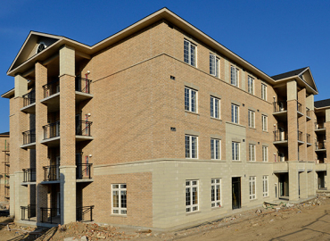 Coletara Development Midrise Condominiums (Guelph)