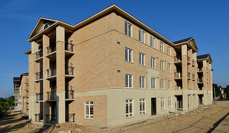 Coletara Development Midrise Condominiums (Guelph)