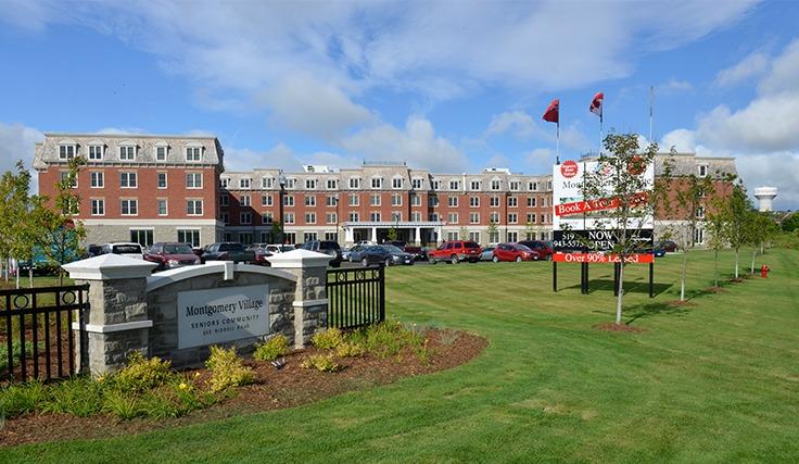 Montgomery Village Retirement Centre (Orangeville)