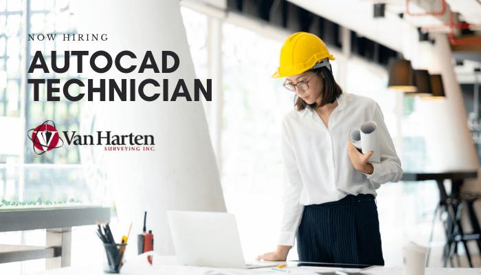 Job Opening: AutoCAD Technician