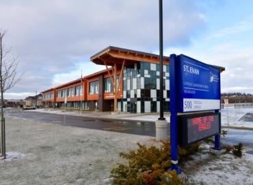 St. Evan Catholic Elementary School, Caledon